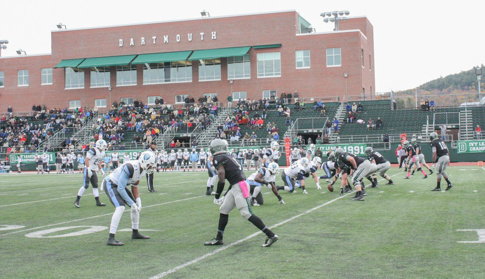 Dartmouth football / Ivy League